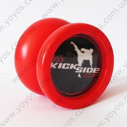 Kickside Red